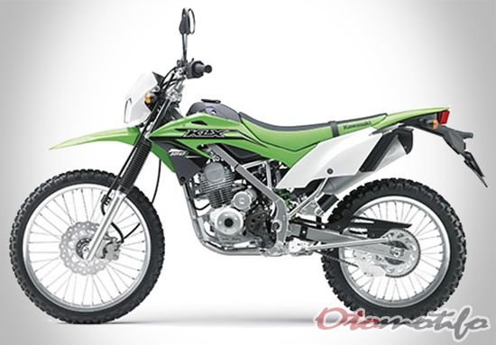 Fitur Kawasaki KLX 150
