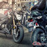 Foto Kawasaki Z125 Pro