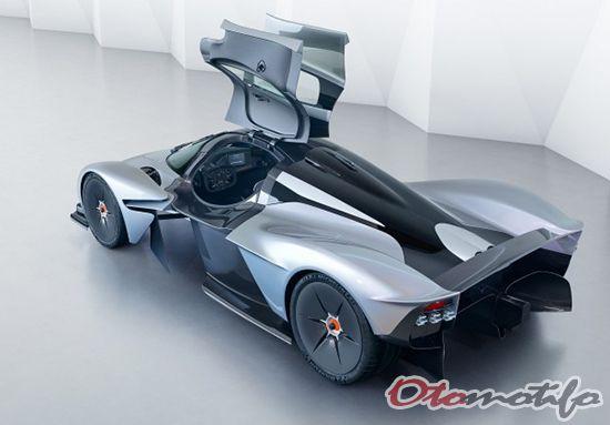 Gambar Aston Martin Valkyrie