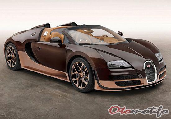 Gambar Bugatti Veyron Grand Sport Vitesse
