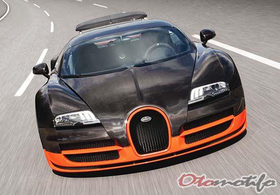 Gambar Bugatti Veyron Super Sport