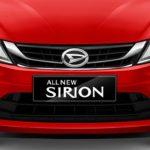 Gambar Eksterior All New Daihatsu Serion