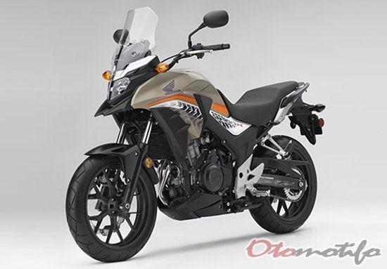 Gambar Honda CB500X