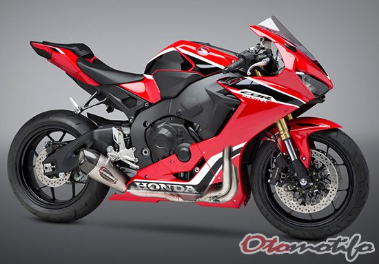 Gambar Honda CBR1000RR SP