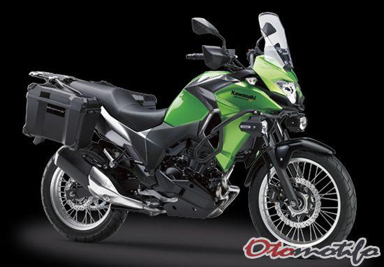 Gambar Kawasaki Versys 250 Tourer