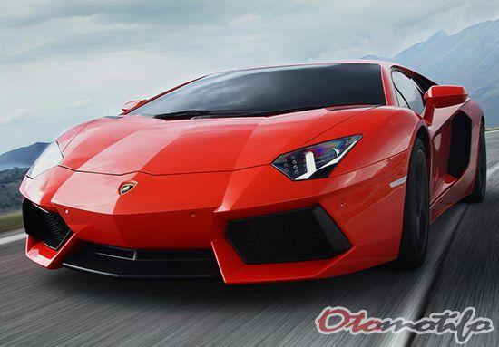 Gambar Lamborghini Aventador