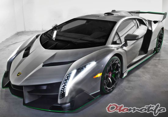 Gambar Lamborghini Veneno
