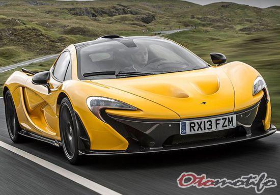 Gambar McLaren P1