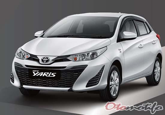 Gambar Mobil Toyota Yaris