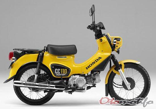 Gambar Motor Honda Cross Cub 110