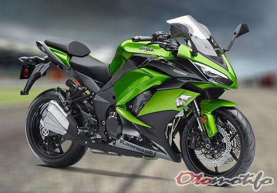 Gambar Motor Kawasaki Ninja 1000 ABS