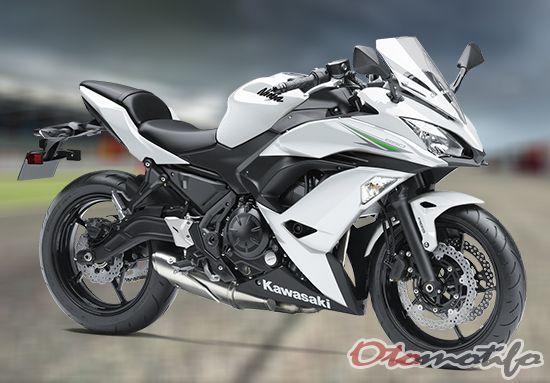 Gambar Motor Kawasaki Ninja 650 SE