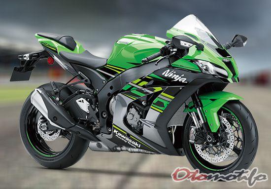 Gambar Motor Kawasaki Ninja ZX10-R
