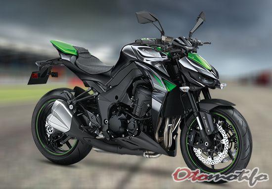 Gambar Motor Kawasaki Z1000