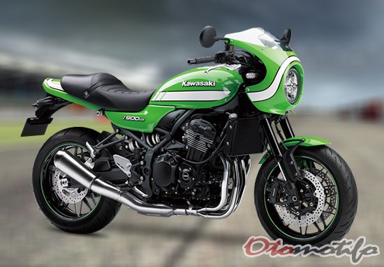 Gambar Motor Kawasaki Z900RS CAFE
