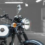 Gambar Motor Retro Kawasaki Estrella 250