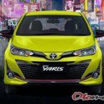 Gambar New Toyota Yaris 2018