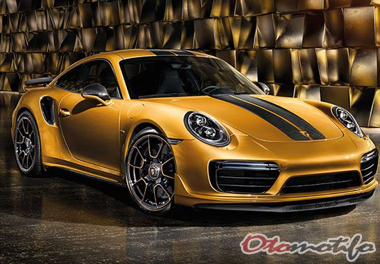 Gambar Porsche 911 Turbo S Exclusive