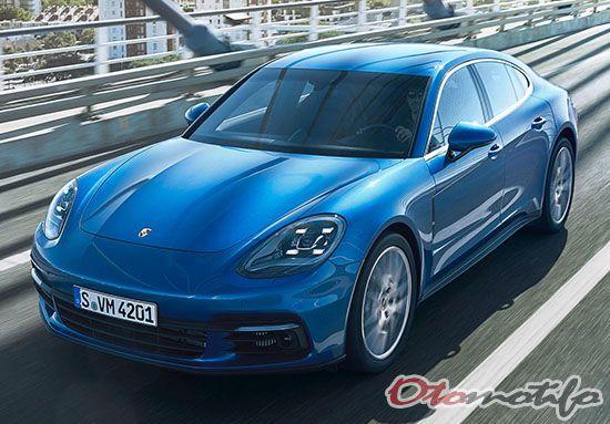 Gambar Porsche Panamera 4S Executive