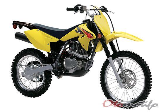 Gambar Suzuki DR-Z125L