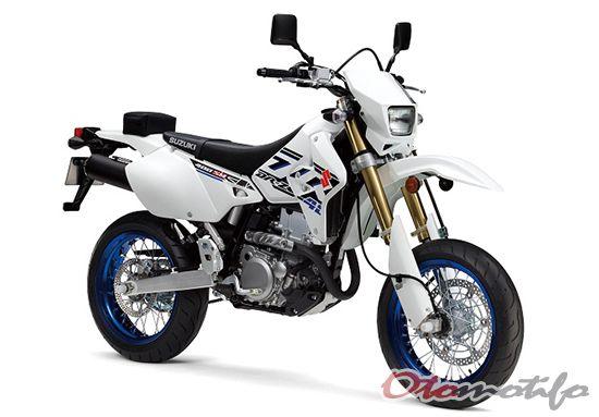 Gambar Suzuki DR-Z400SM