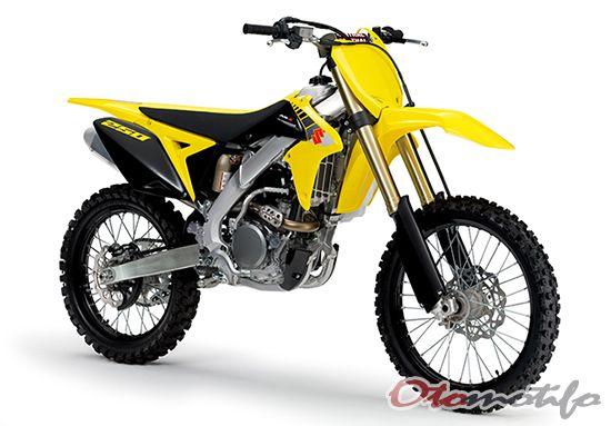 Gambar Suzuki RM-Z250
