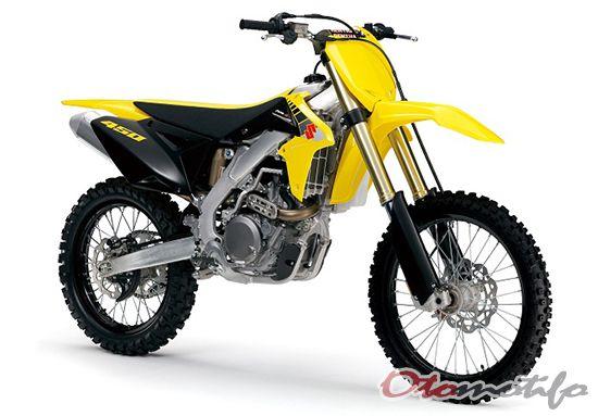 Gambar Suzuki RM-Z450