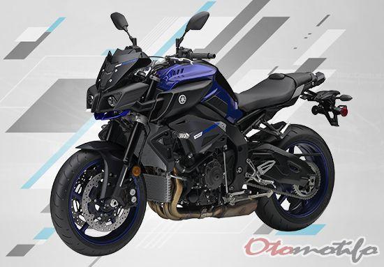 Gambar Yamaha MT-10 SP