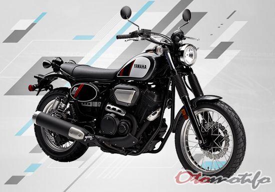Gambar Yamaha SCR950