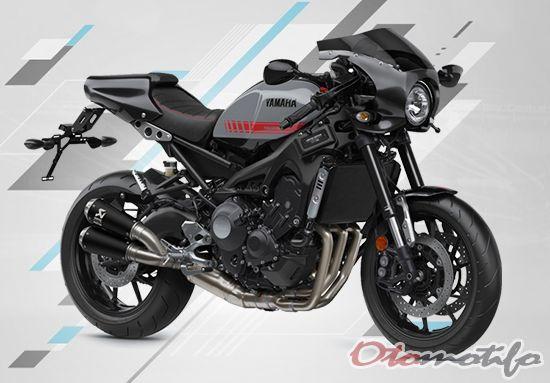 Gambar Yamaha XSR900 Abarth