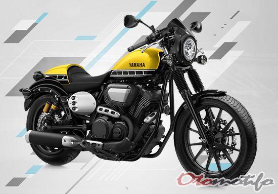 Gambar Yamaha XV950 Racer