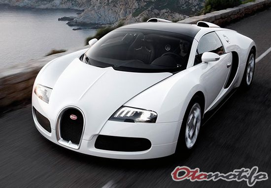 Harga Bugatti Veyron Grand Sport