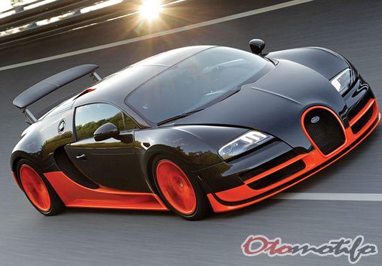 Harga Bugatti Veyron Super Sport