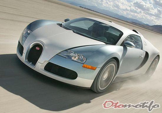 Harga Bugatti Veyron