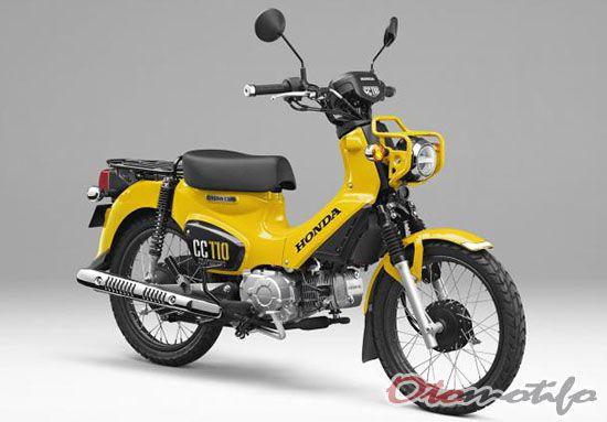 Harga Honda Cross Cub 110