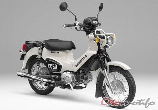Harga Honda Cross Cub 50