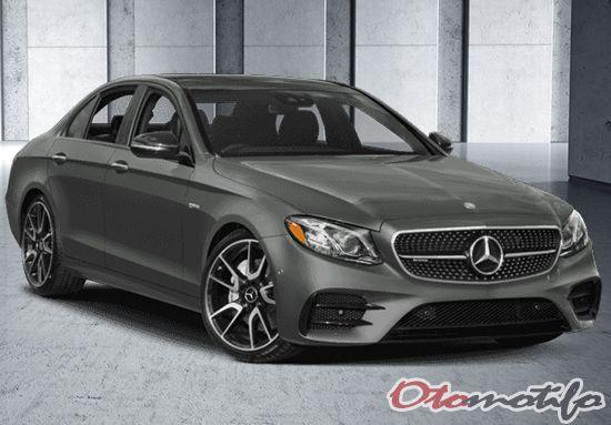 Harga Mercedes Benz E-Class