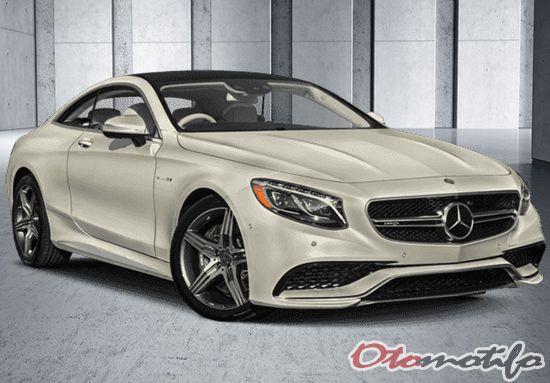 Harga Mercedes Benz S-Class