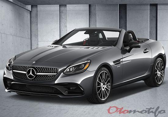 Harga Mercedes Benz SLC