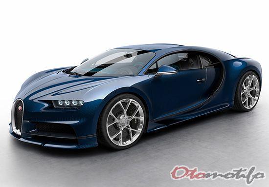 Harga Mobil Bugatti Chiron