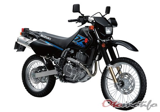 Harga Motor Trail Suzuki