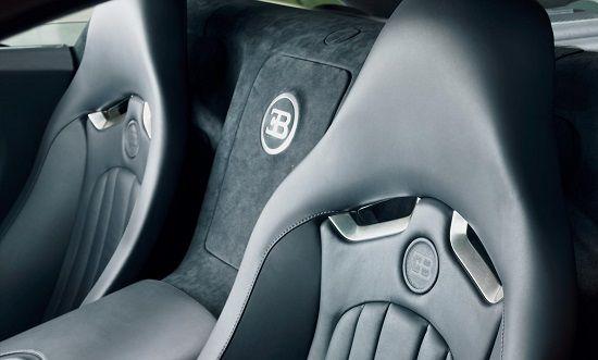 InteriorBugatti Veyron 16.4