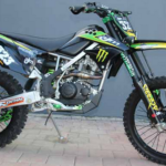 Modifikasi Kawasaki KLX 150 Racing