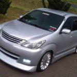 Modifikasi Mobil Daihatsu Xenia Ceper