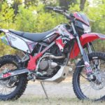 Modifikasi Motor Kawasaki KLX 150 Simple
