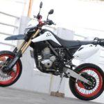 Modifikasi Motor Kawasaki KLX 150 Supermoto