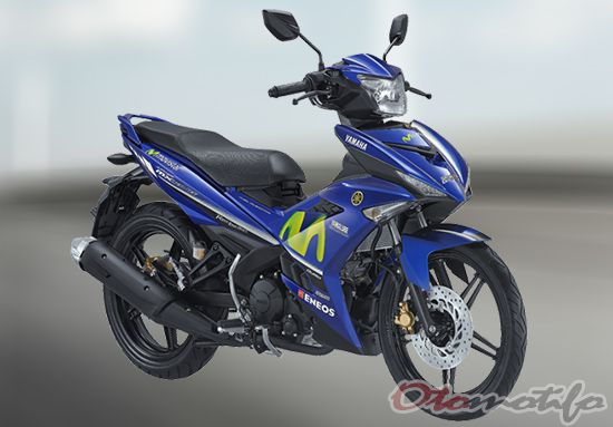 Motor Yamaha Jupiter MX 150 Movistar