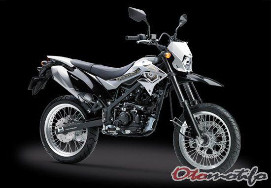 Review Kawasaki D Tracker 150