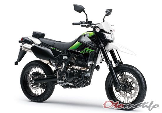 Review Kawasaki D Tracker 250