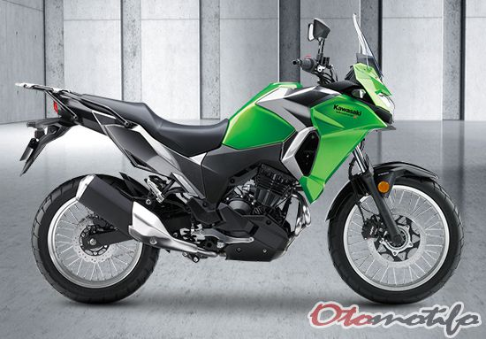 Review Kawasaki Versy 250